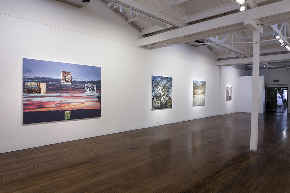 LYNDELL BROWN/CHARLES GREEN   Transformer,  installation view
