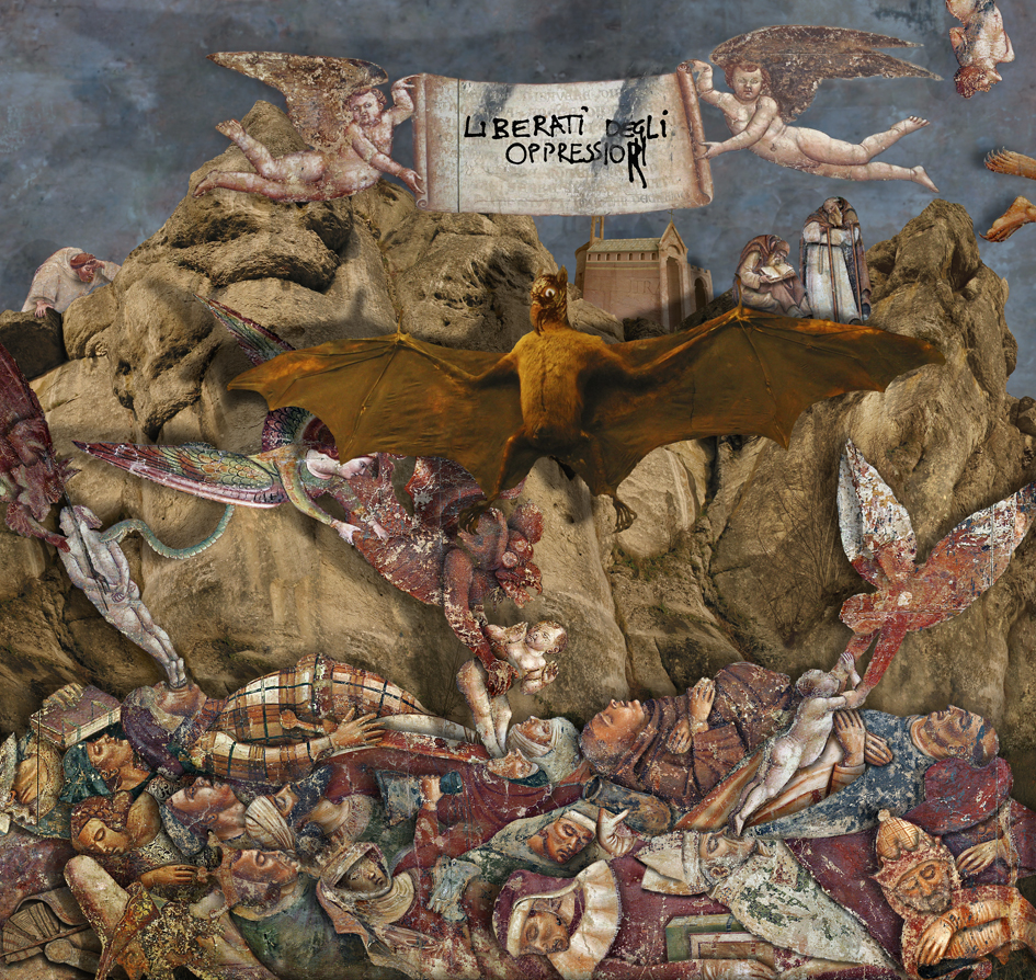 Liberators of the Oppressors , 2004, Digital print on photographic paper, 127 x 121cm