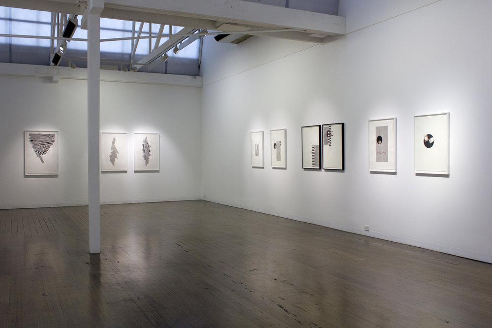 JUSTINE KHAMARA   Stratum, installation view