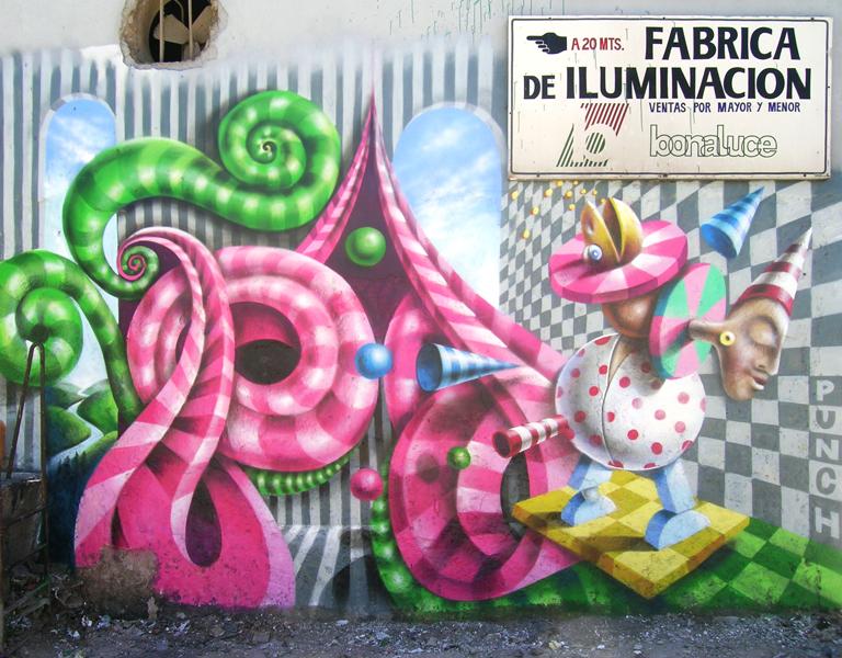 Palermo Soho, Buenos Aires, Argentina  2006