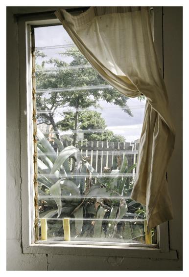ANNE ZAHALKA    Haefliger's Cottage, Studio #2   2010  Type C photograph, edition of 3 30 x 20 cm