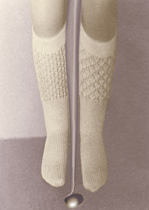 PAT BRASSINGTON   Small Thing  1998 Pigment print 72 x 58.5cm