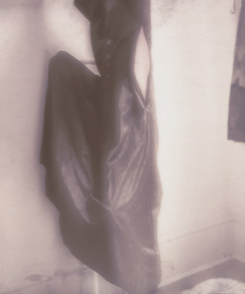 PAT BRASSINGTON   Dress Hang  2002 Pigment print 75 x 62cm