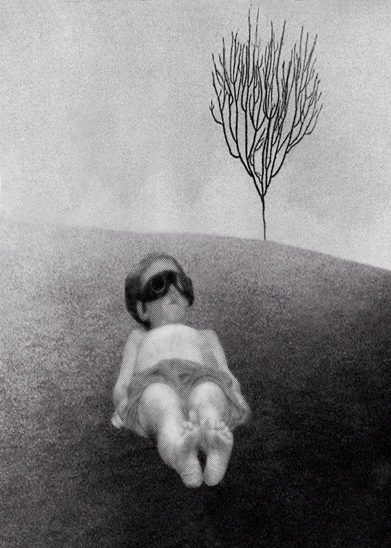 PAT BRASSINGTON   A Perfect Day  2009 Pigment print 88 x 63 cm