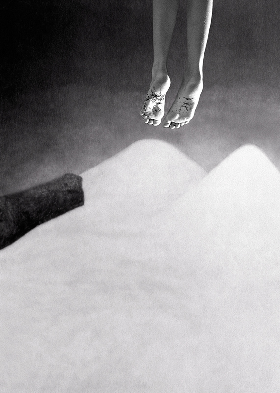 PAT BRASSINGTON   On a Good Day  2009 Pigment print 88 x 63 cm