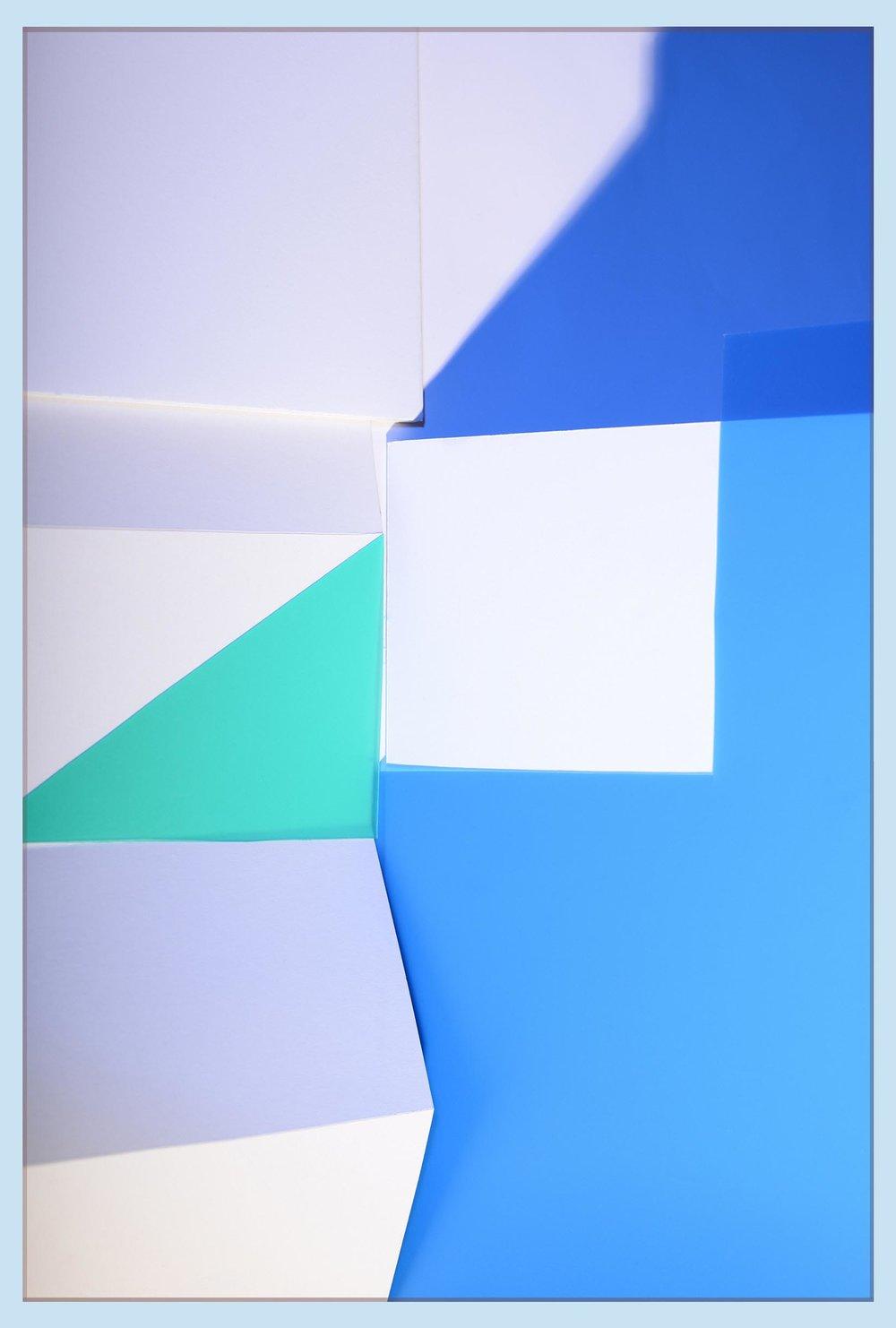 LYDIA WEGNER   Aqua Edge   2017 Archival inkjet print 90 x 60 cm