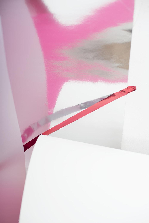 LYDIA WEGNER   Candy Pink  2015 Archival Inkjet Print 78 x 52 cm