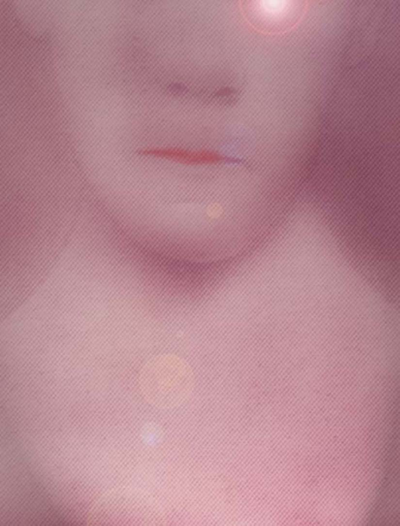 PAT BRASSINGTON   A Spy in the House of Love  2004 Pigment print 85 x 58 cm