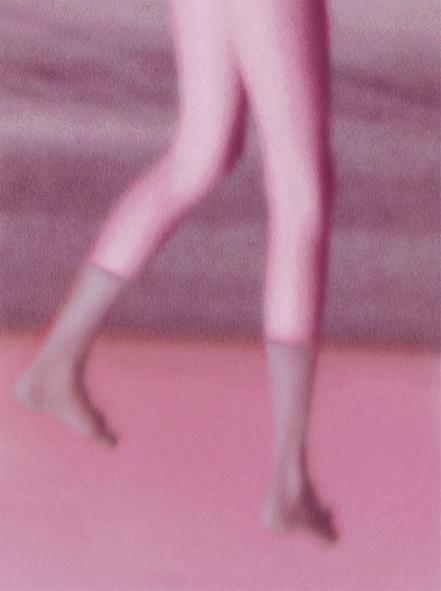 PAT BRASSINGTON   My Diva  2003 Pigment print 78 x 58 cm