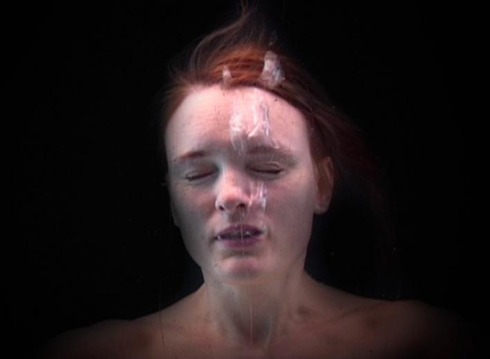 Anne Scott Wilson, Conversation, 2008 (video still)