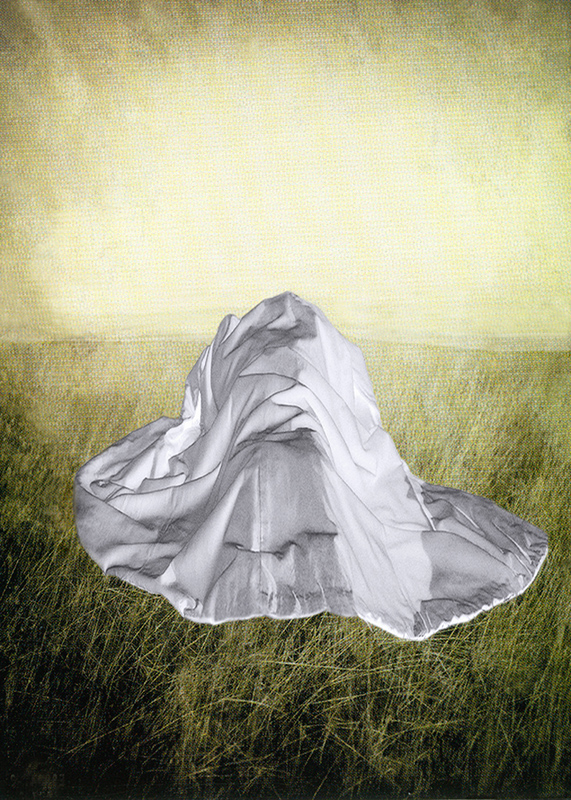 PAT BRASSINGTON   Diamonds in the Mine  2009 Pigment print 88 x 63 cm