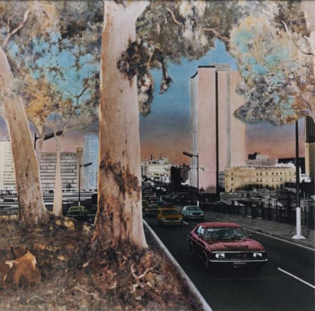 ANNE ZAHALKA   The Silent Gums  1983