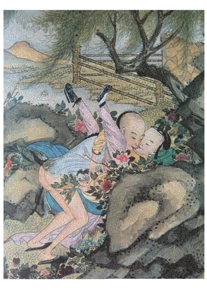 GUO JIAN   The Erotic No.1  2016 Inkjet pigment print 200 cm x 150 cm