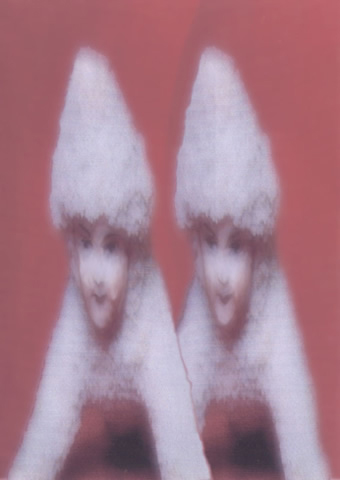 PAT BRASSINGTON   You Again  2001 Pigment print 60 x 45cm Frame: 72 x 92cm