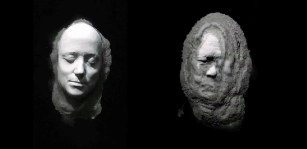 CYRUS TANG   Memento mori (still) 2010 2-channel HD video 10 minutes