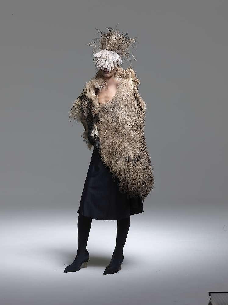 MARIA FERNANDA CARDOSO   Black Emu Wrap A  2008