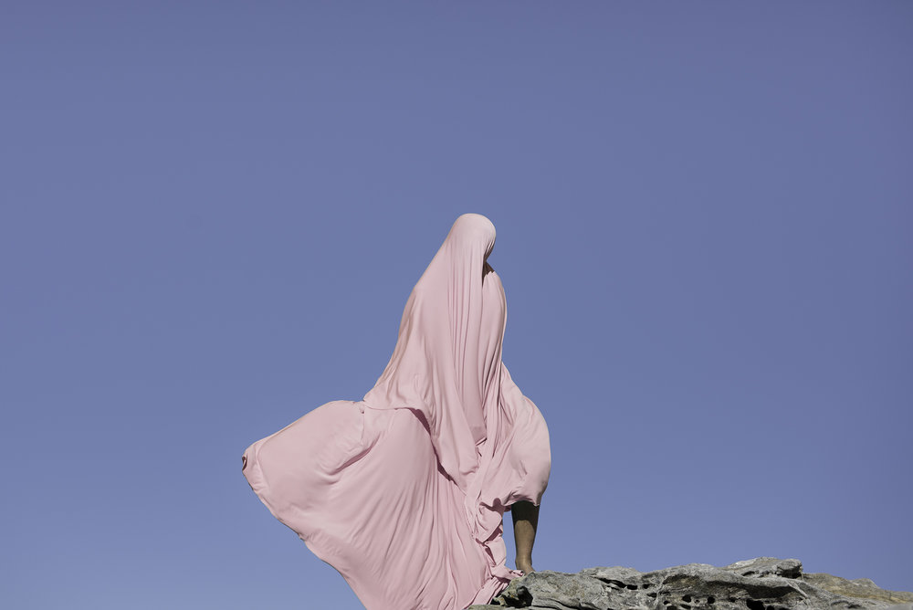 HONEY LONG & PRUE STENT   Fluc-tation  2015 Archival pigment print Edition of 5 + 3 AP 72 x 108 cm