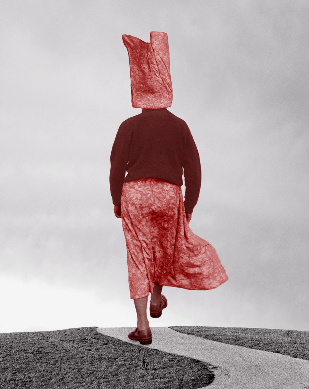 Pat Brassington,  By the Way,  2010, Pigment Print, 72 x 90 cm