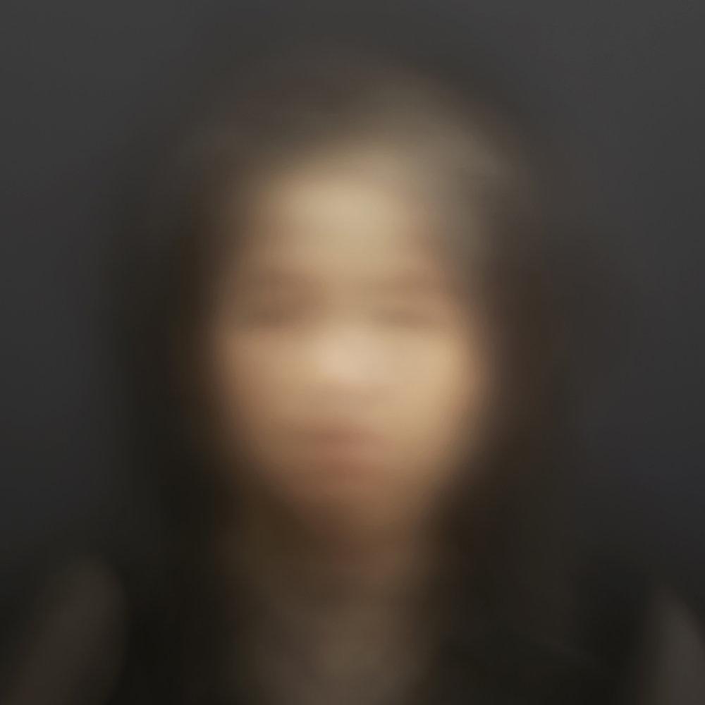 CYRUS TANG   Golden Hour   2018 Archival pigment print Credit: Sophia Cai, Chonggan Du, Pei Pei He, Charles Lai, Nikki Lam, Yifeng Tan, Theo Wohng, John Young 90 x 90 cm