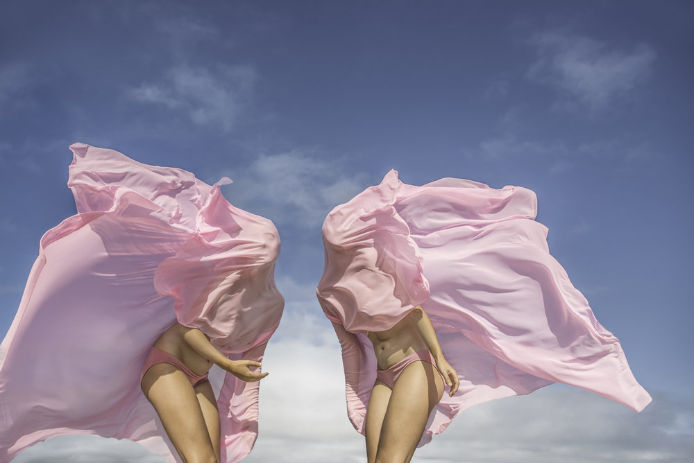 HONEY LONG & PRUE STENT   Wind Form  2014 Archival pigment print 72 x 108 cm