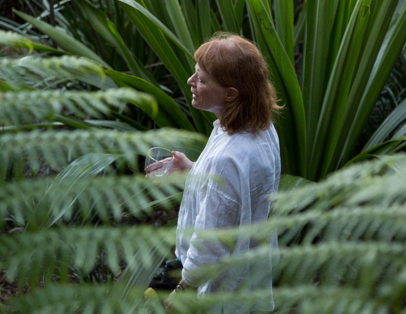 Portrait of Janet Laurence, Image via The Plant Hunter