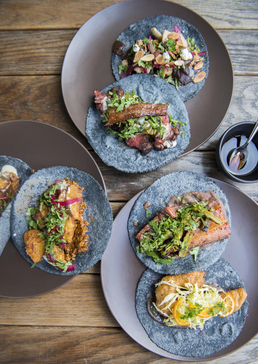 A la Carte - Tacos