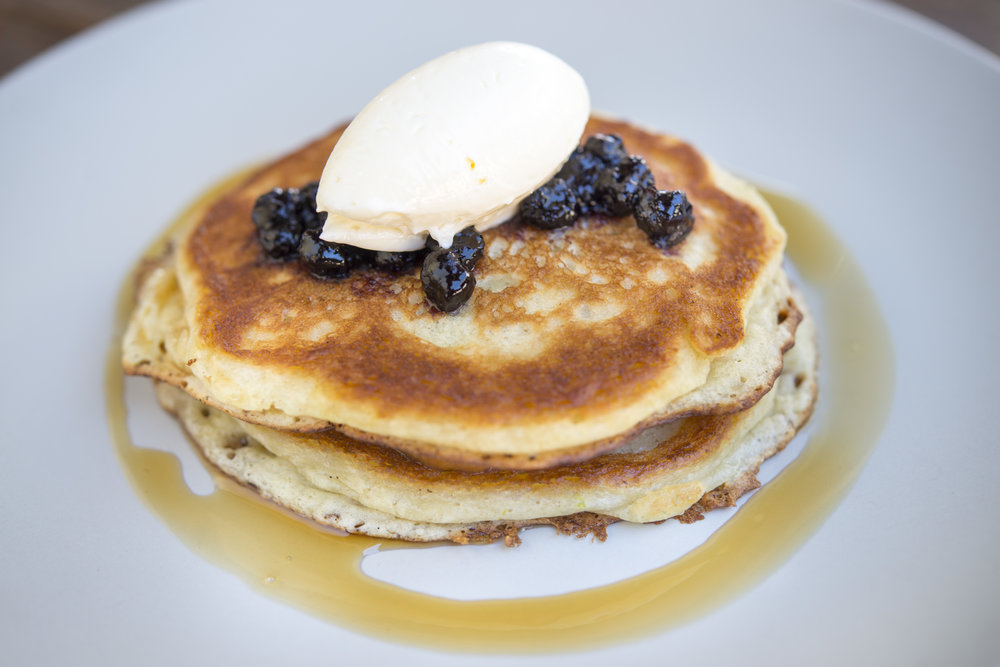 Brunch - Buttermilk Pancakes
