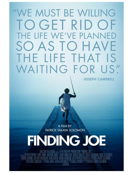 Finding Joe Movie