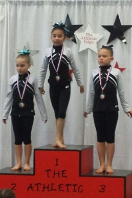 1st place in vault newport.jpg