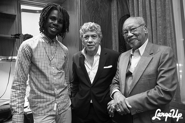 Impressions: Chronixx x Ernest Ranglin x Monty Alexander at the Blue Note by Kieran Meadows