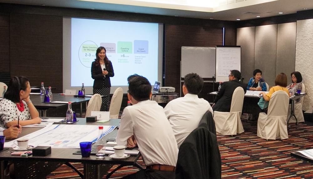 Coaching workshop