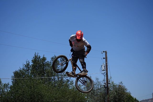 @jasalzy wondering what the hell is down there!?!? #salzybikepark