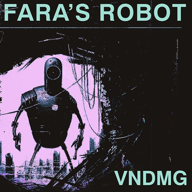 Check out the premiere of my BRAND NEW tune, Fara's Robot via The Untz!! 🤖🤖 https://soundcloud.com/theuntz/vndmg-faras-robot  Also check out their amazing write-up ❤️ http://www.theuntz.com/news/vndmg-premieres-faras-robot/ #bassmusic #vndmg #downtempo #dnb #halftime #edm #theuntz