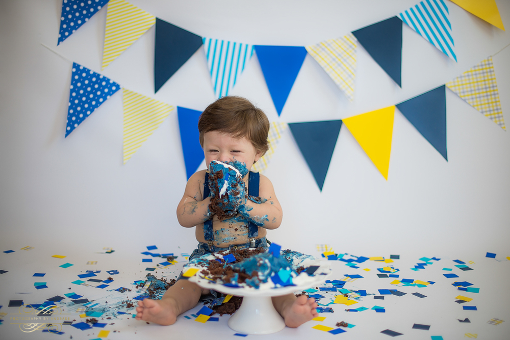 Photography by andrade Chicago Birthday Cake Smash Photography session-25.jpg