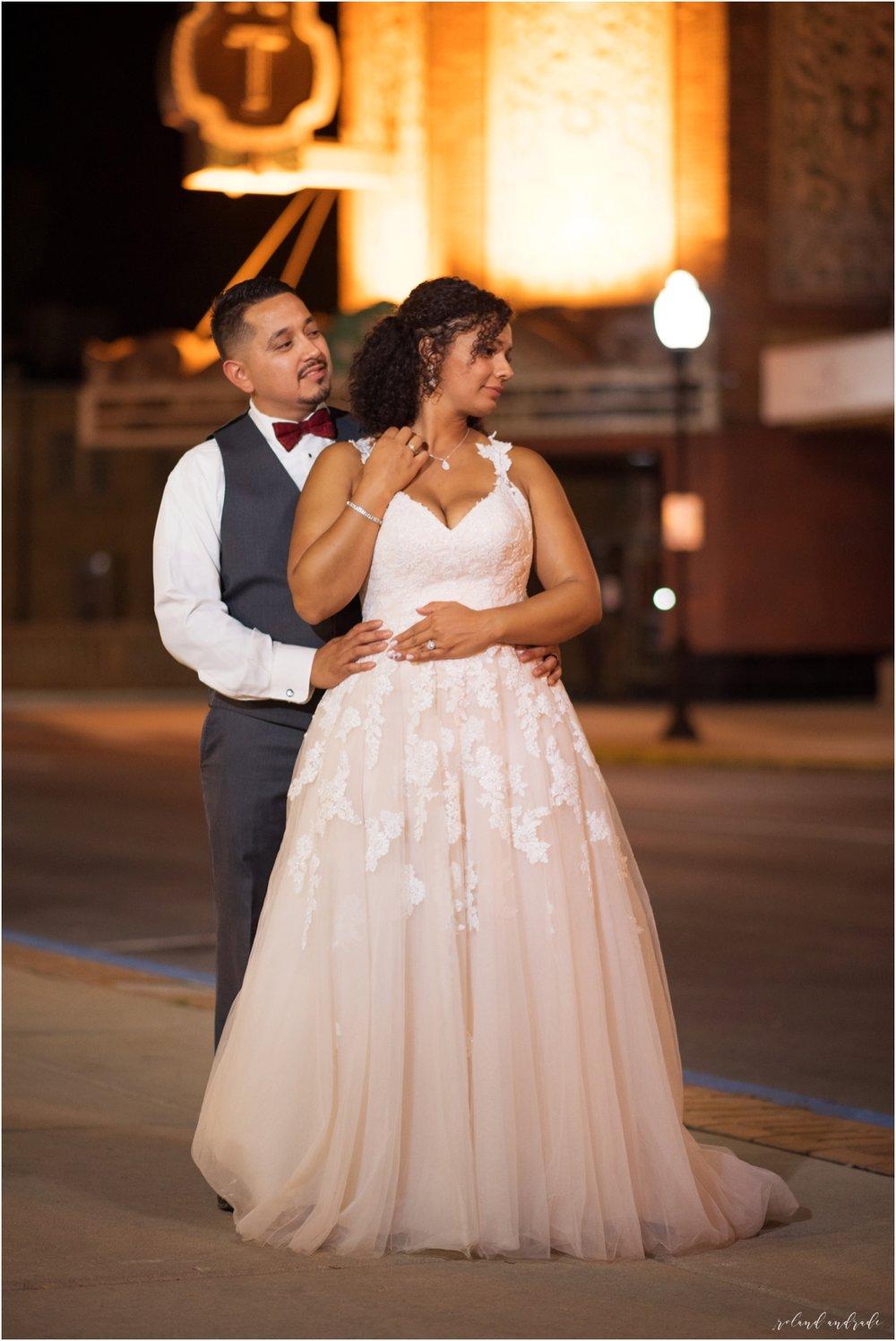 Paramount Theater Meyer Ballroom Wedding Photography Aurora Illinois - Chicago Wedding Photography_0055.jpg
