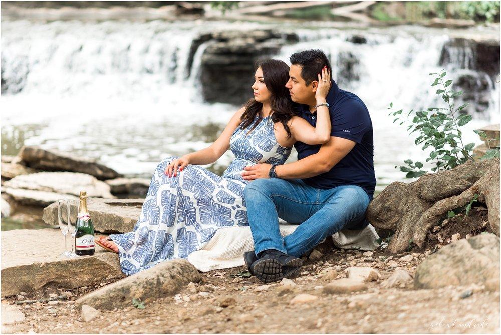 Waterfall Glenn Engagement Session, Lemont Illinois Engagement Session, Chicago Wedding Photographer, Naperville Wedding Photographer, Aurora Wedding Photographer2.jpg