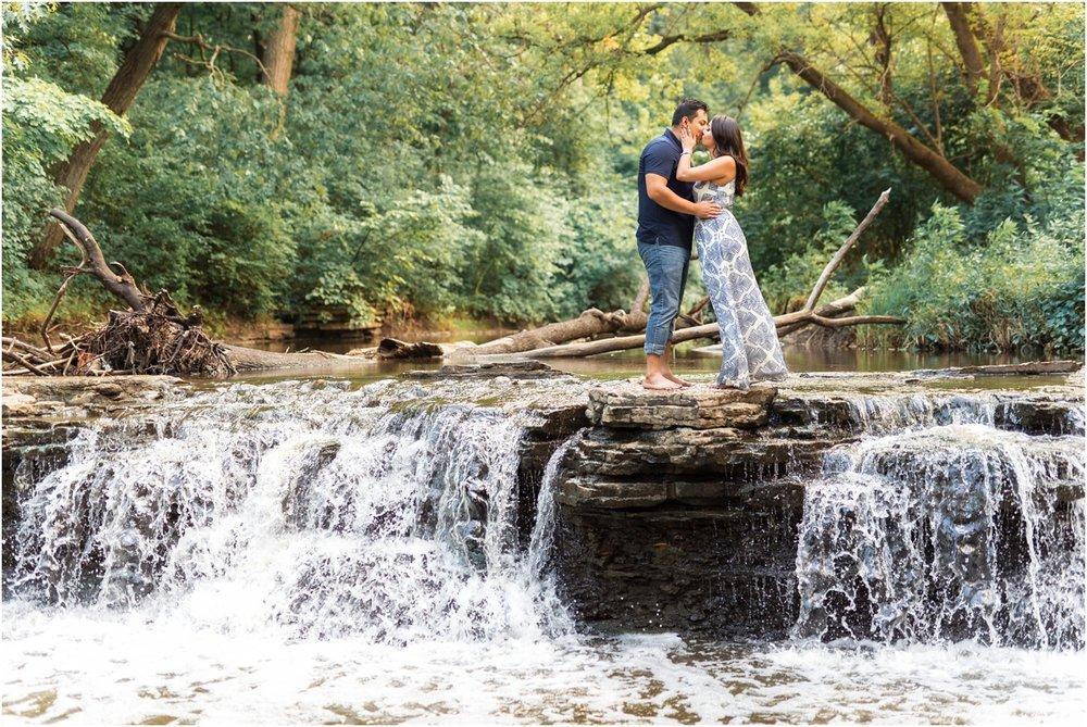 Waterfall Glenn Engagement Session, Lemont Illinois Engagement Session, Chicago Wedding Photographer, Naperville Wedding Photographer, Aurora Wedding Photographer25.jpg