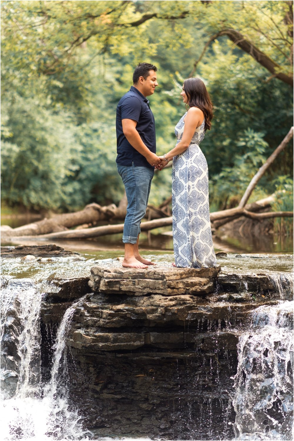 Waterfall Glenn Engagement Session, Lemont Illinois Engagement Session, Chicago Wedding Photographer, Naperville Wedding Photographer, Aurora Wedding Photographer28.jpg