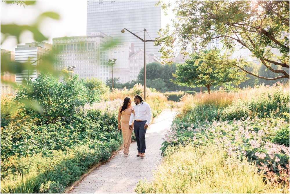 Lurie Garden Engagement Session Chicago IL19.jpg
