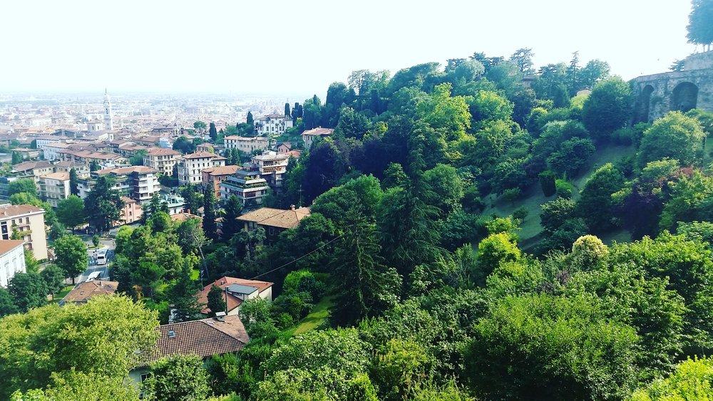 July 8 2016, Bergamo, Italy.