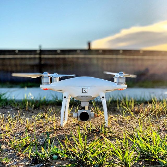 Suns up, drones up. Time to hit the air. 🚁📸