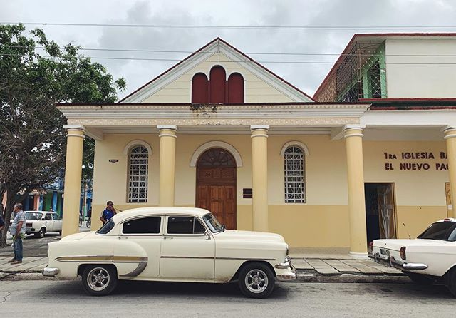 Last week I had the opportunity to go to Cuba with a local church and video their mission trip. (And be apart of it!) I had several good take-aways, so be looking for some pics and thoughts to come! 🇨🇺