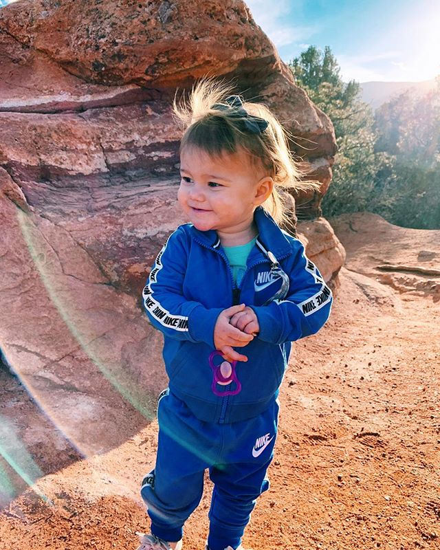 My little mountain chick ⛰🐣