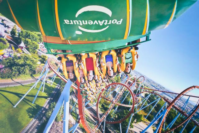 PORTAVENTURA PARK   Amazing family park in Salou (1 hr from Barcelona) - TripAdvisor awarded