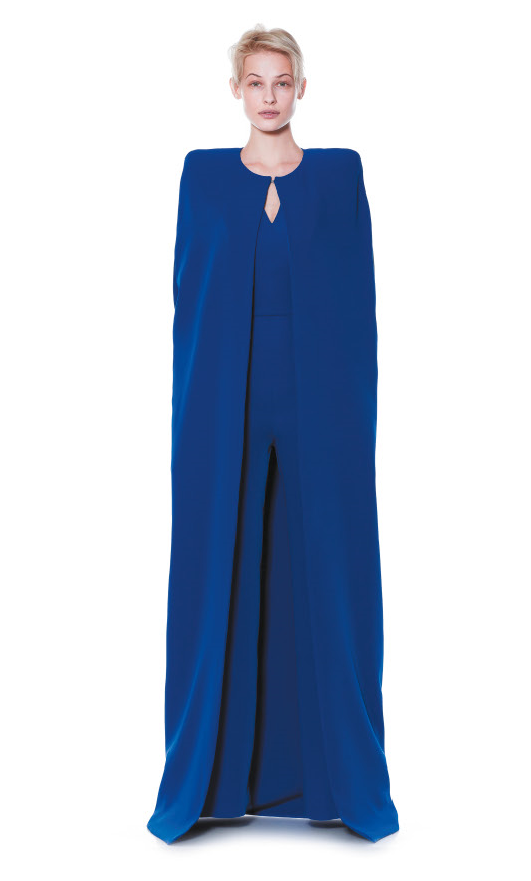 DEEP BLUE CAPE FW15 - C91
