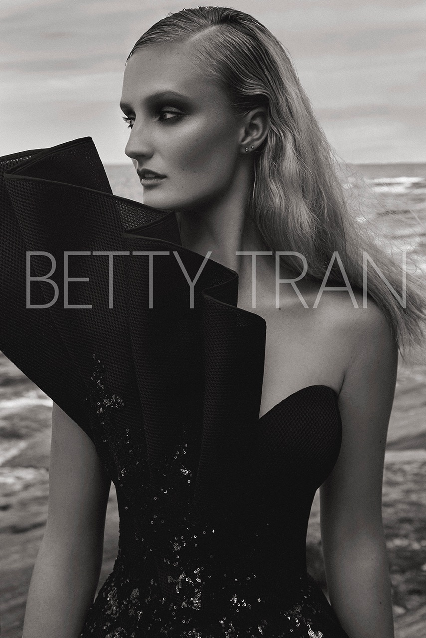 BETTY TRAN (PIRNIA COLLECTIONS)