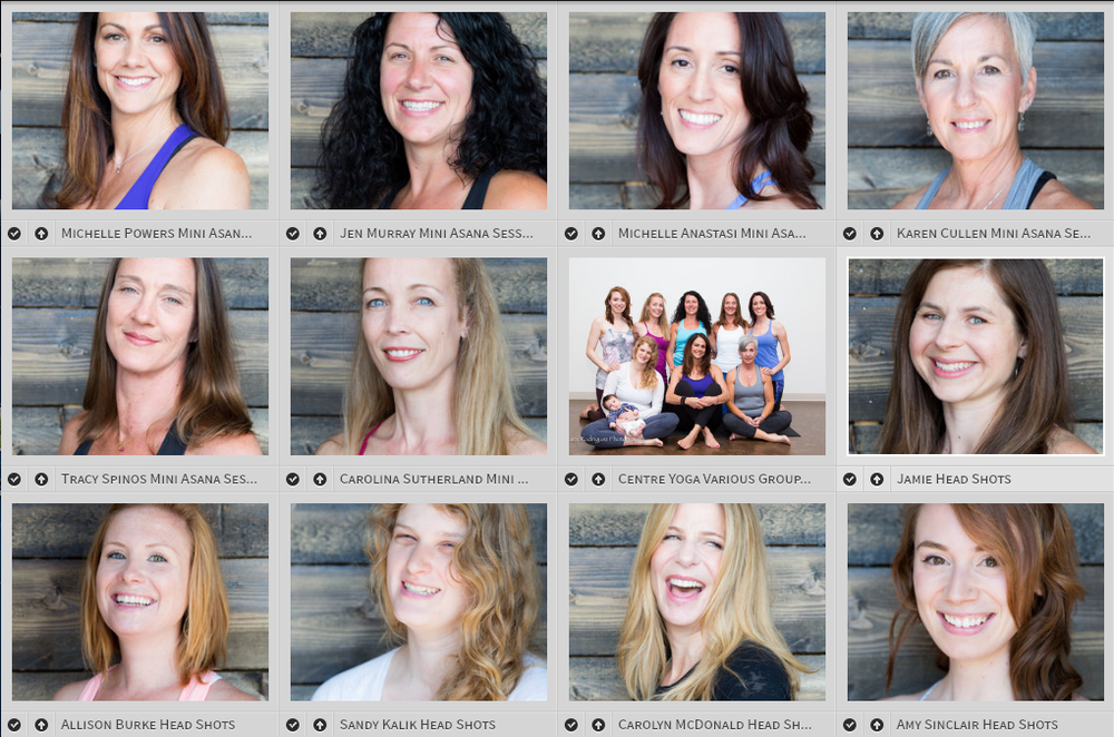We utilized the wooden desk to grabsome beautifulheadshots as well!!