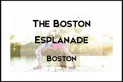 The Boston Esplanade Yoga Photo Shoot by Tracy Rodriguez Photography