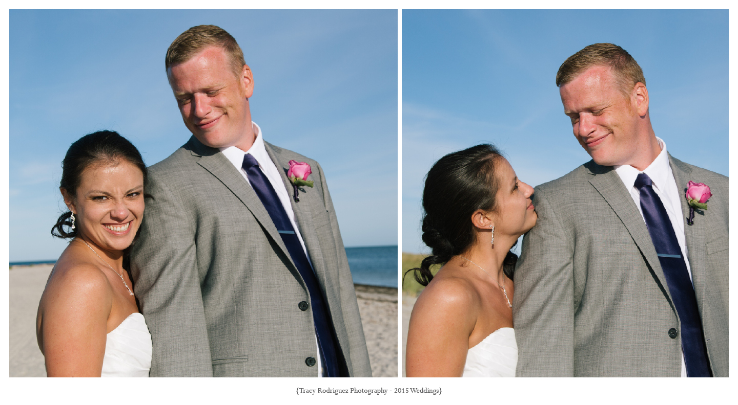 Cape Cod Wedding on Seagull Beach in West Yarmouth, MA {Melissa + ...