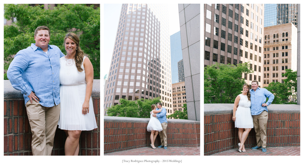 Boston Wedding at Boston City Hall by Tracy Rodriguez Photography